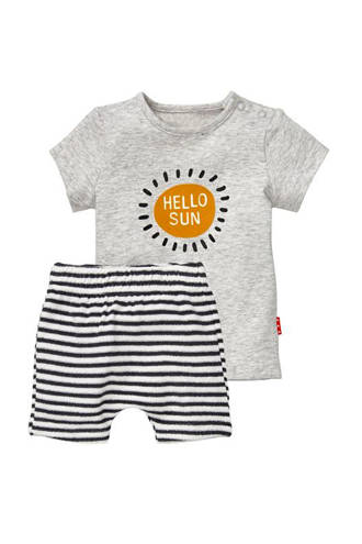 newborn baby T-shirt + short
