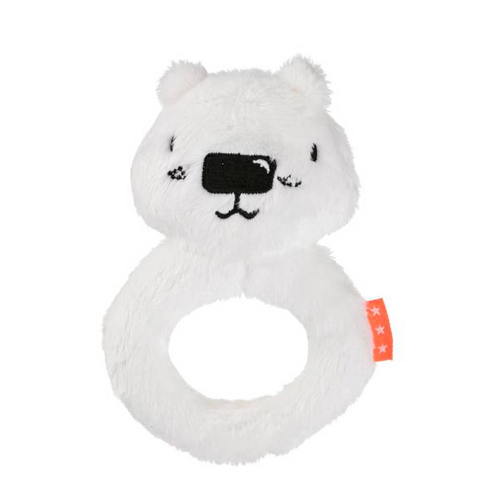 HEMA rammelaar beer wit, Wit