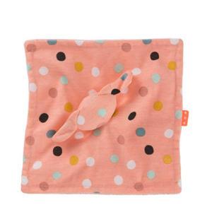 roze knuffeldoekje