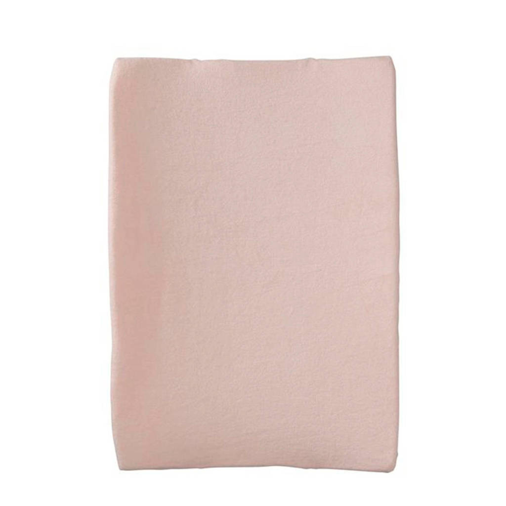 HEMA aankleedkussenhoes 50x70 cm roze, Roze
