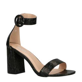 Genna-1 sandalettes slangenprint