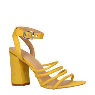 Mary-1 sandalettes geel