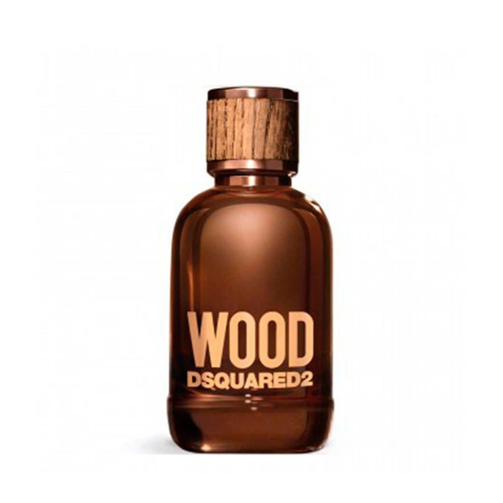 Dsquared Wood For Him eau de toilette - 30 ml