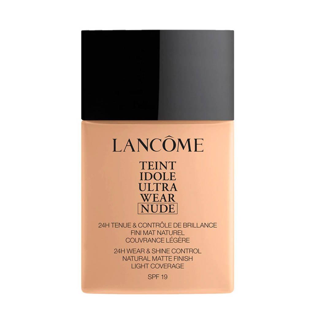 Lancome Teint Idole Ultra Wear Nude foundation - 045 sable beige