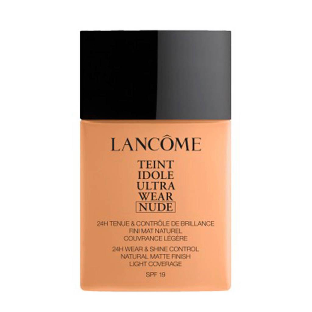 Lancome Teint Idole Ultra Wear Nude foundation - 06 beige canelle