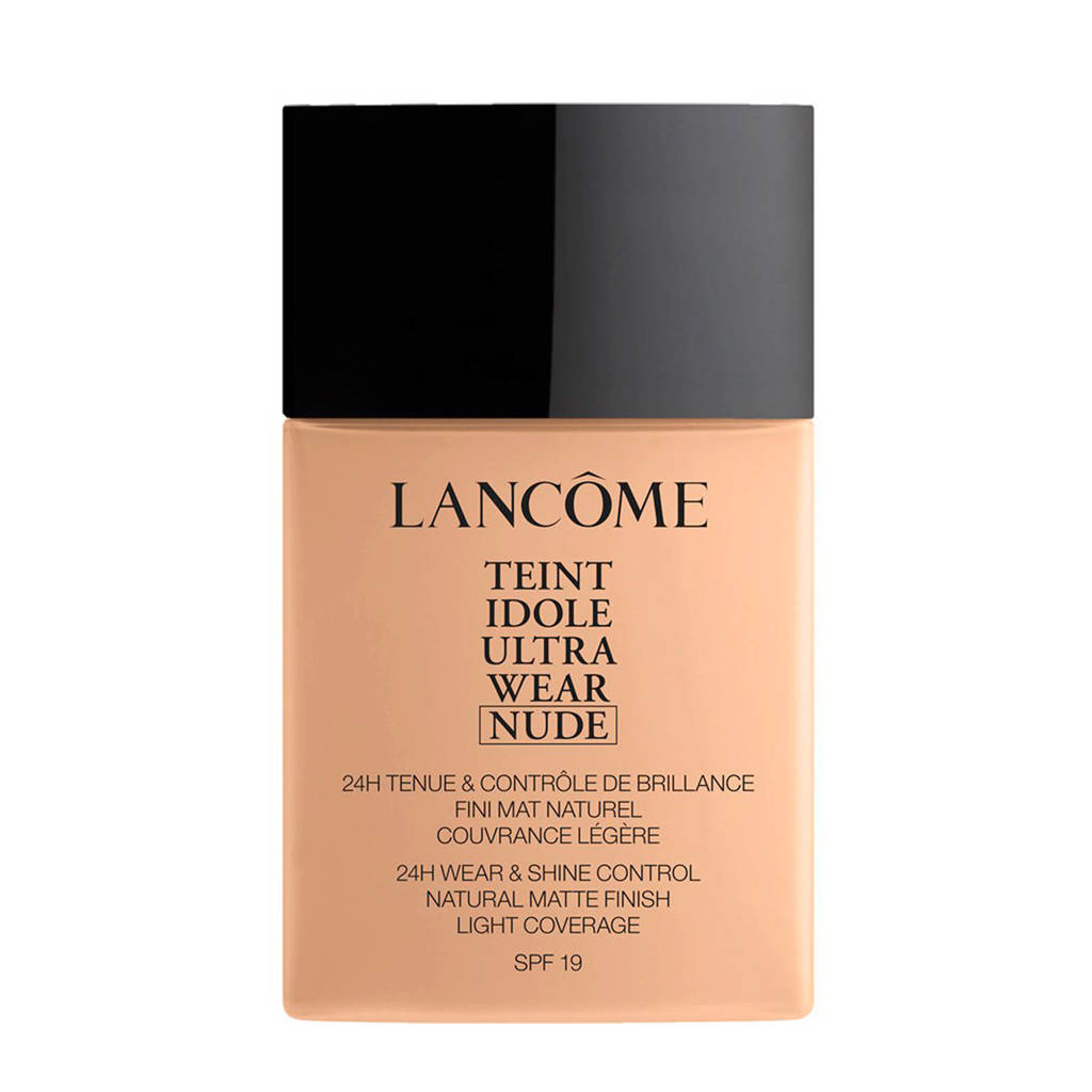 Lancome Teint Idole Ultra Wear Nude foundation - 010 beige porcelaine