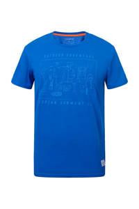 Icepeak outdoor T-shirt Shawn blauw, Royal blue