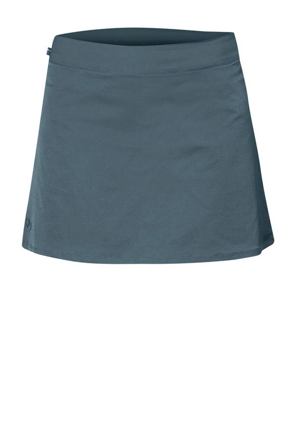 Fjällräven outdoor skort grijsblauw, Grijsblauw
