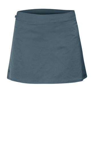 outdoor skort grijsblauw