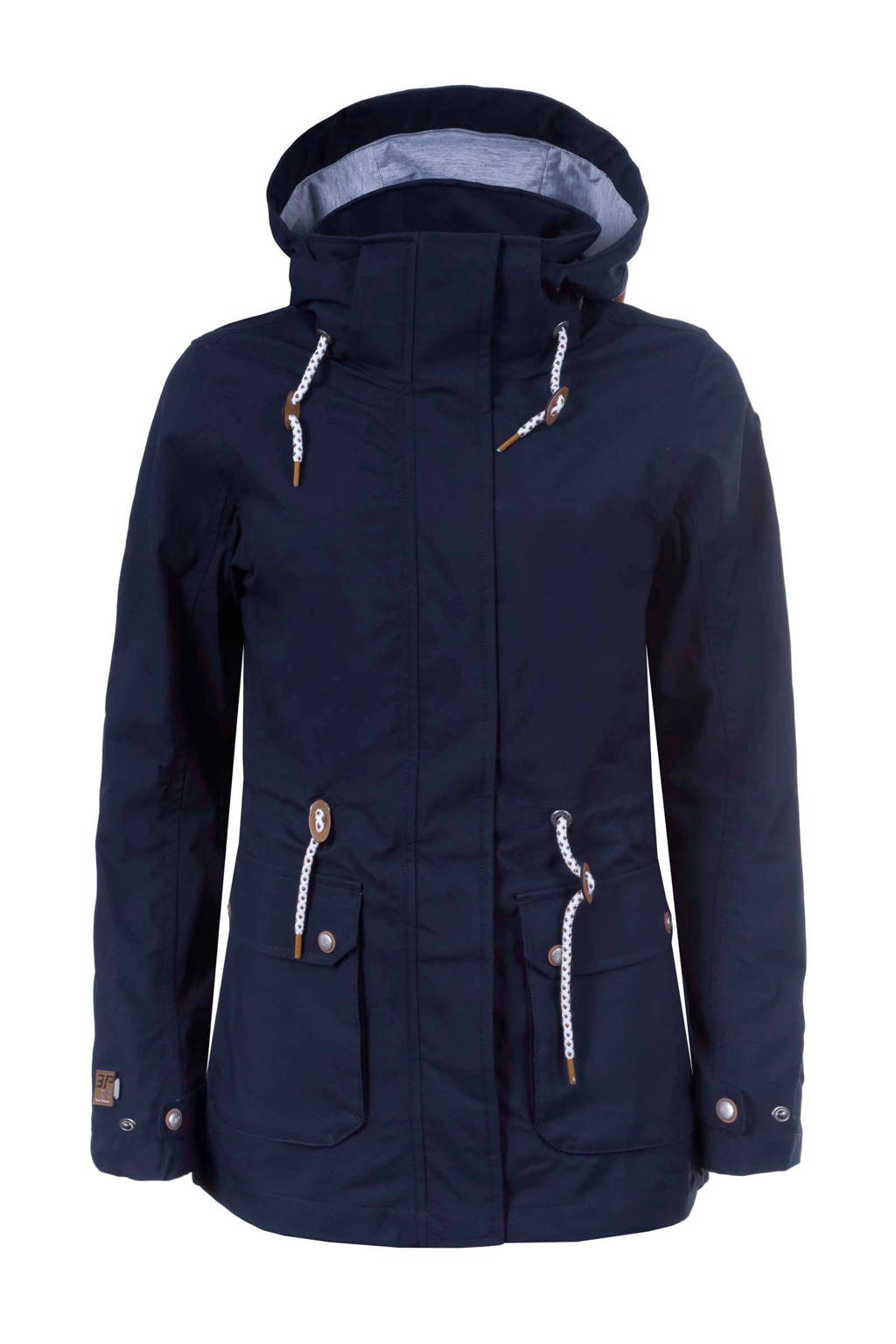Icepeak outdoorjas Lane donkerblauw, Dark Blue