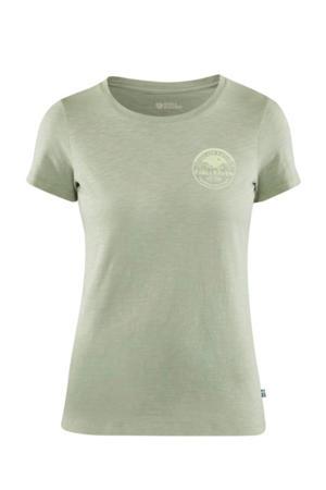 T-shirt Forever Nature groen