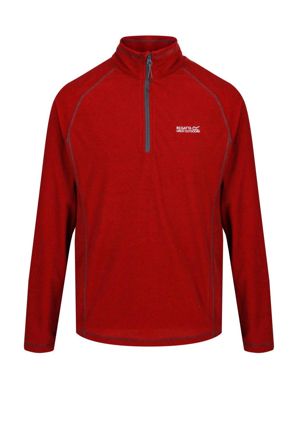 Regatta   Montes fleece jack rood, Classic Red