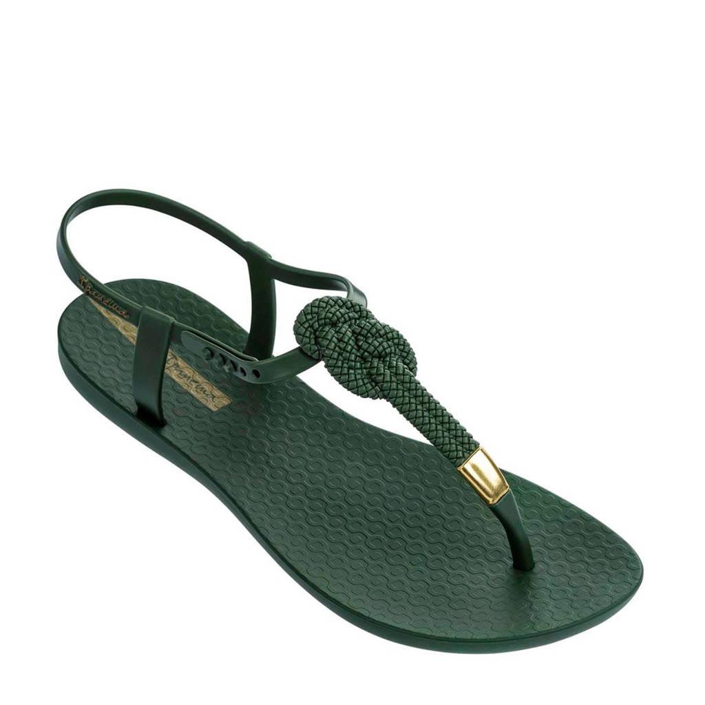 Ipanema Glass Glam sandalen groen, Groen