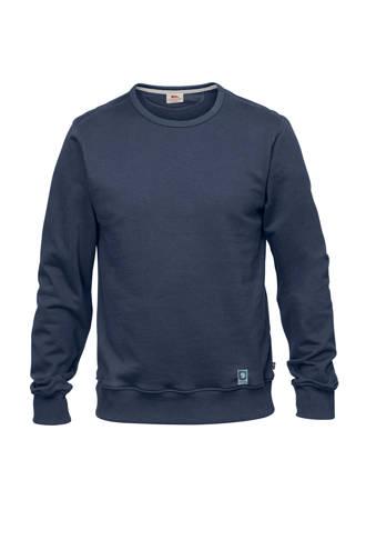 outdoor sweater Greenland donkerblauw