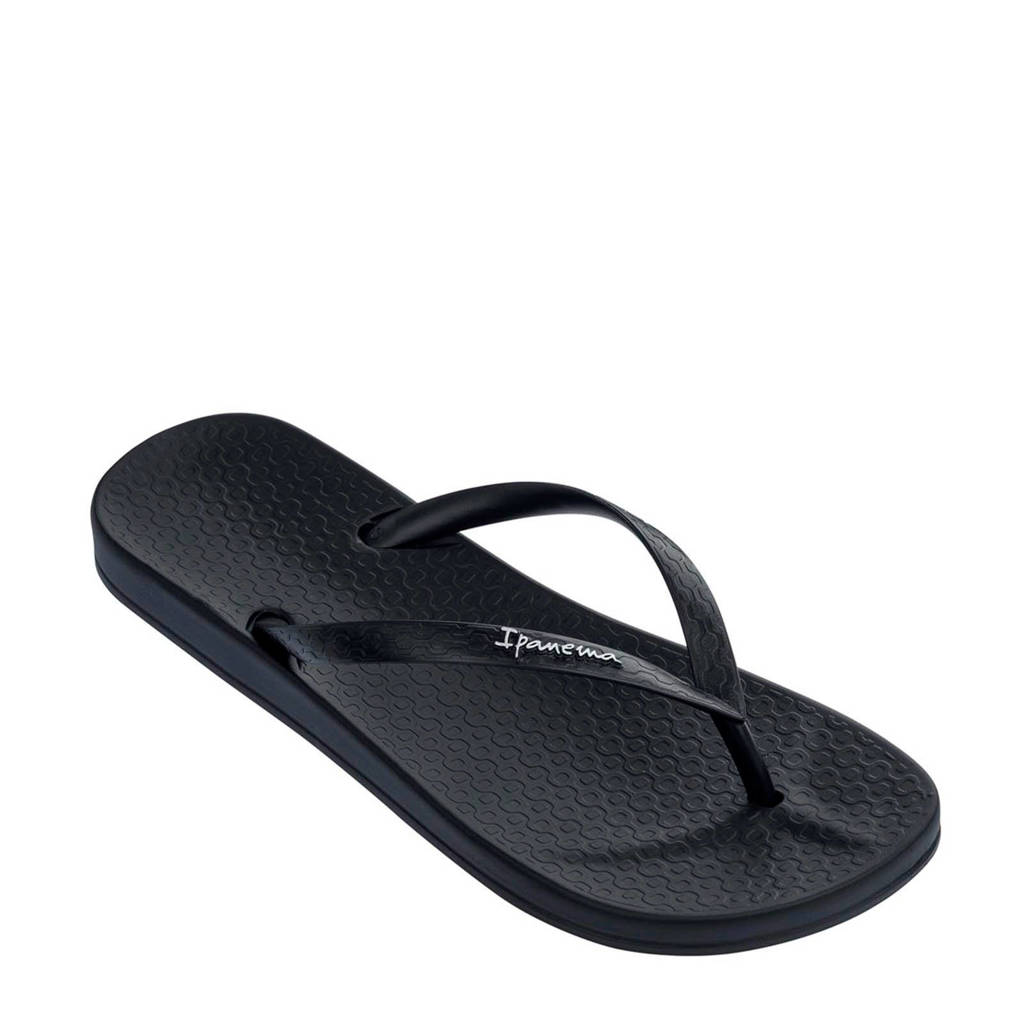 Ipanema Anatomic Colors teenslippers zwart, Zwart