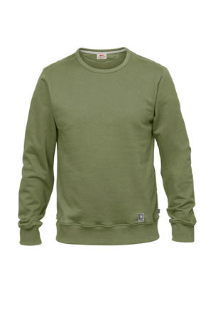outdoor sweater Greenland groen