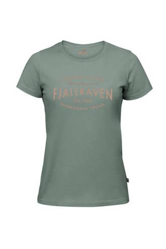 T-shirt groen