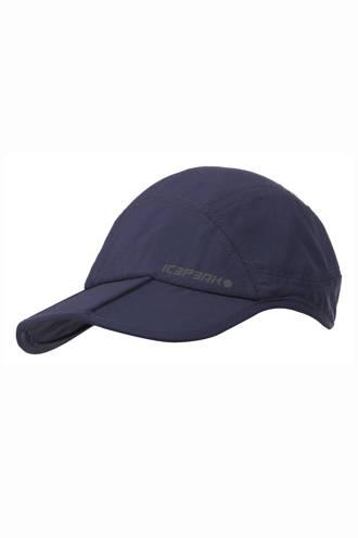 Helki cap donkerblauw