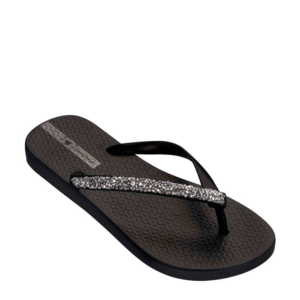 Ipanema Glam Special teenslippers zwart, Black