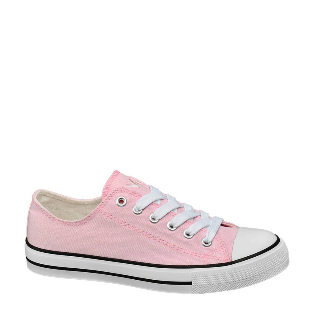 Vty  sneakers roze, Lichtroze
