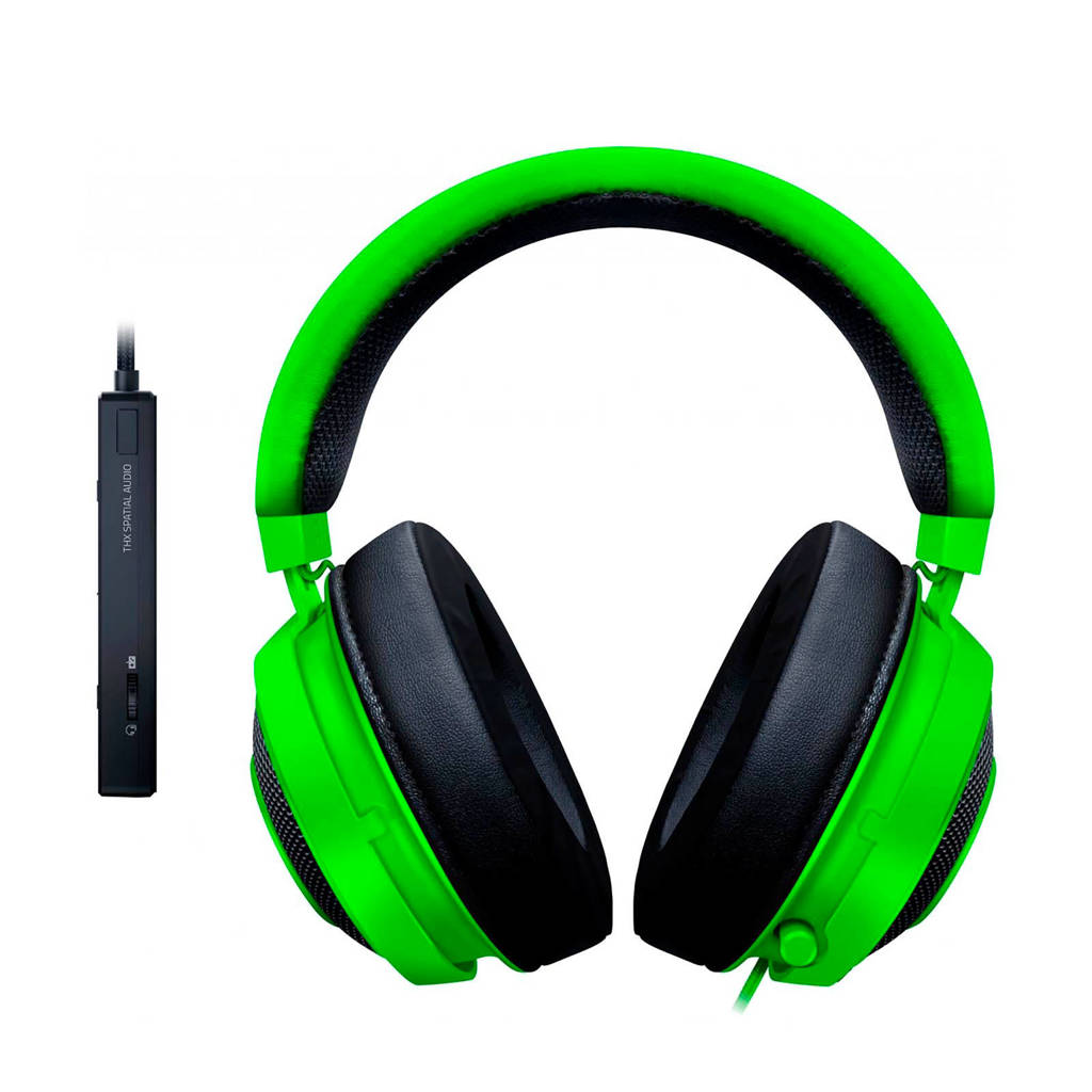 Razer  Kraken Tournament Edition headset, Groen
