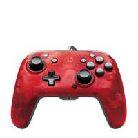 PDP Faceoff deluxe+ Audio wired controller, -