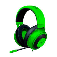 Razer Kraken over-ear headset, Groen