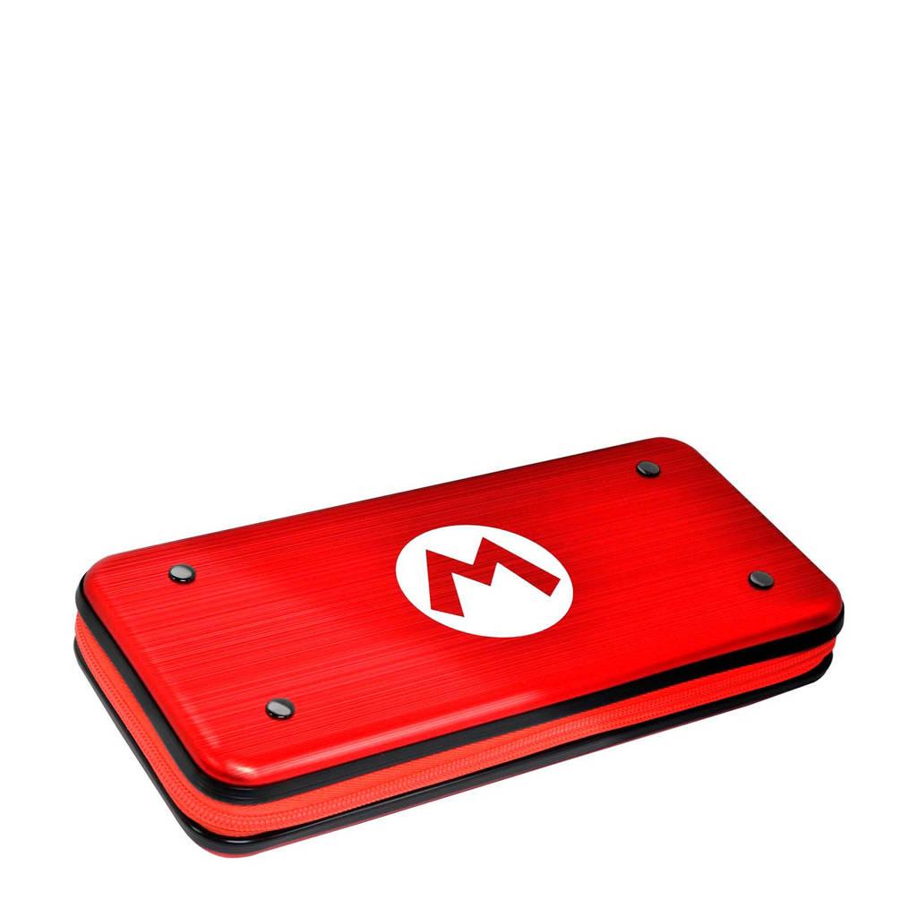 Hori Nintendo Switch consolehoes aluminium Case Mario, Rood