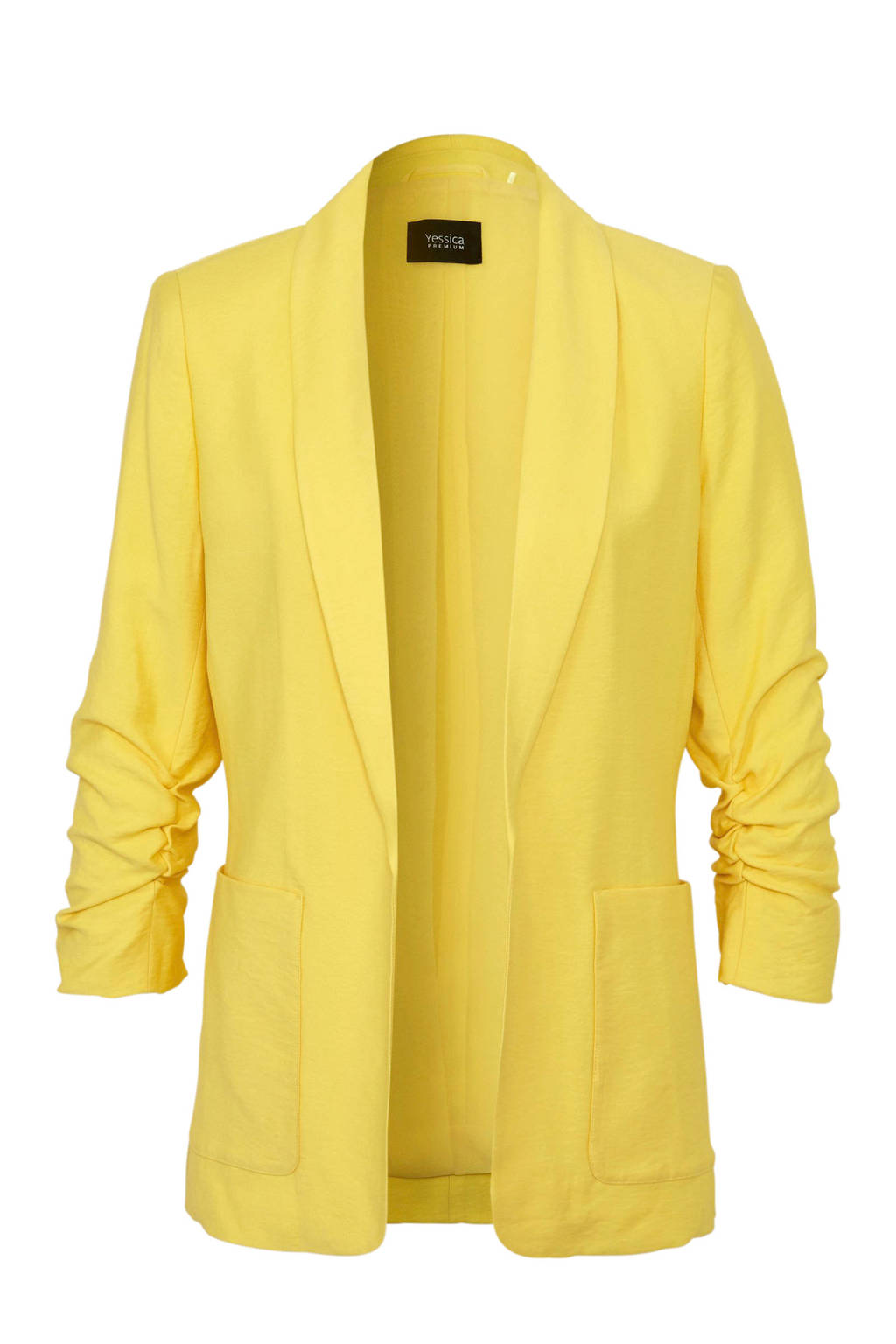 C&A blazer geel, Geel