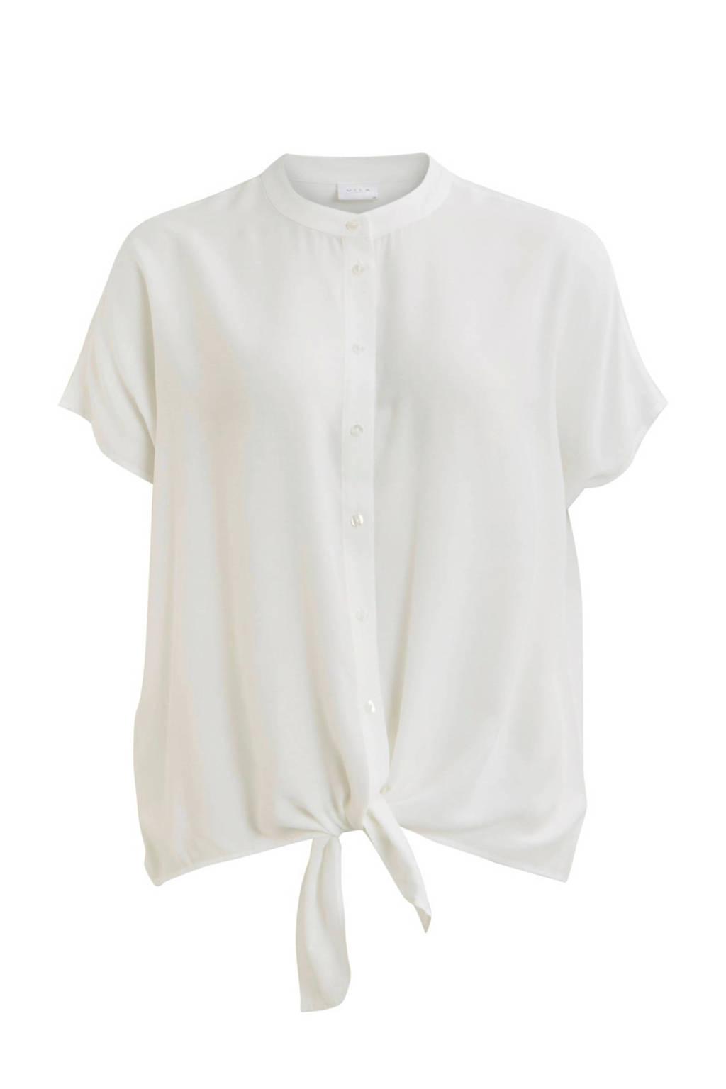VILA blouse wit, Wit