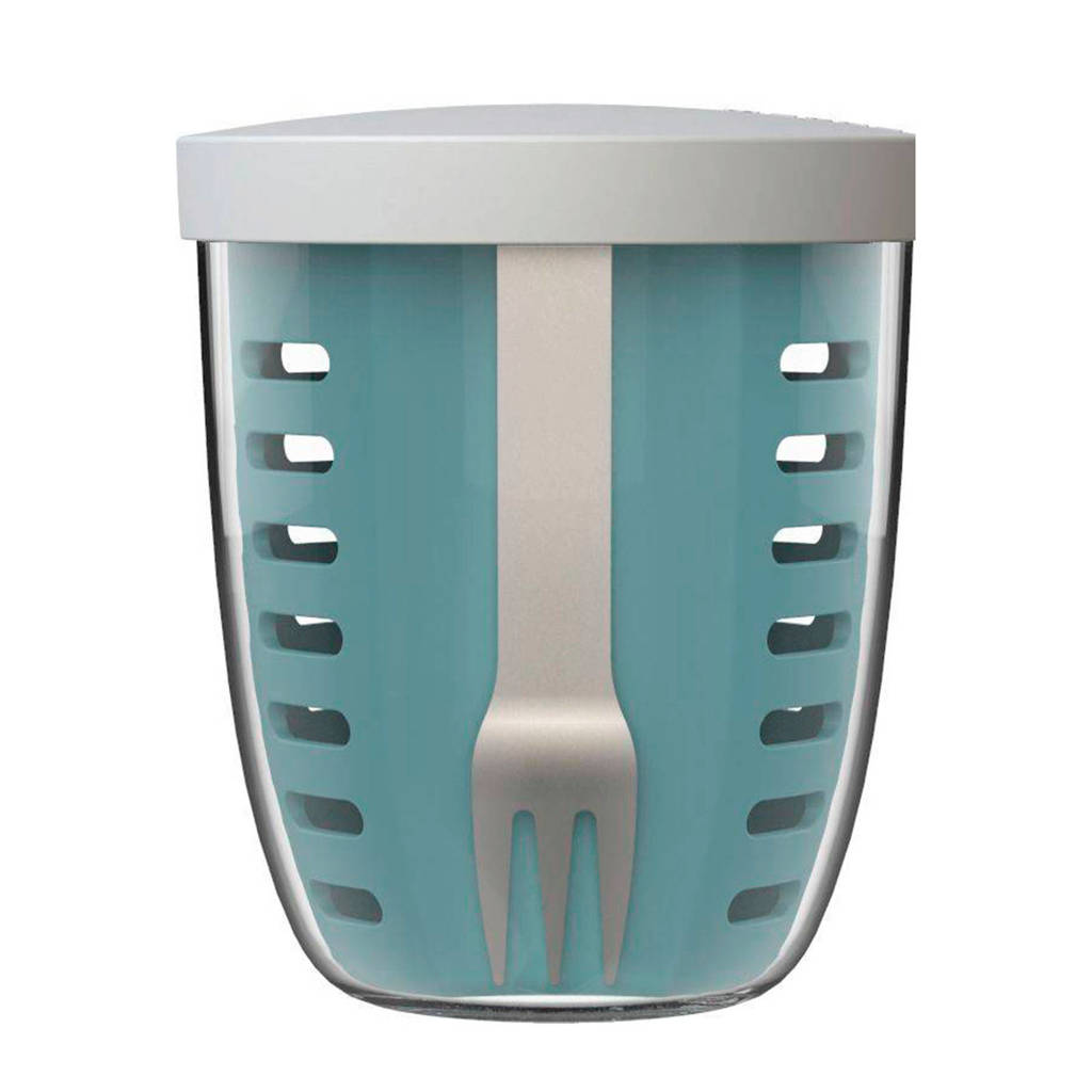 Mepal Ellipse fruit & veggiepot, Groen