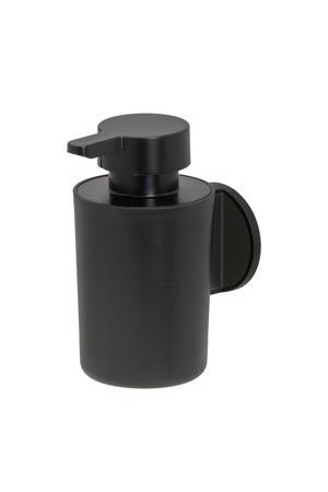 Tune Zeepdispenser (68x12.3 cm) Zwart metaal geborsteld / Zwart