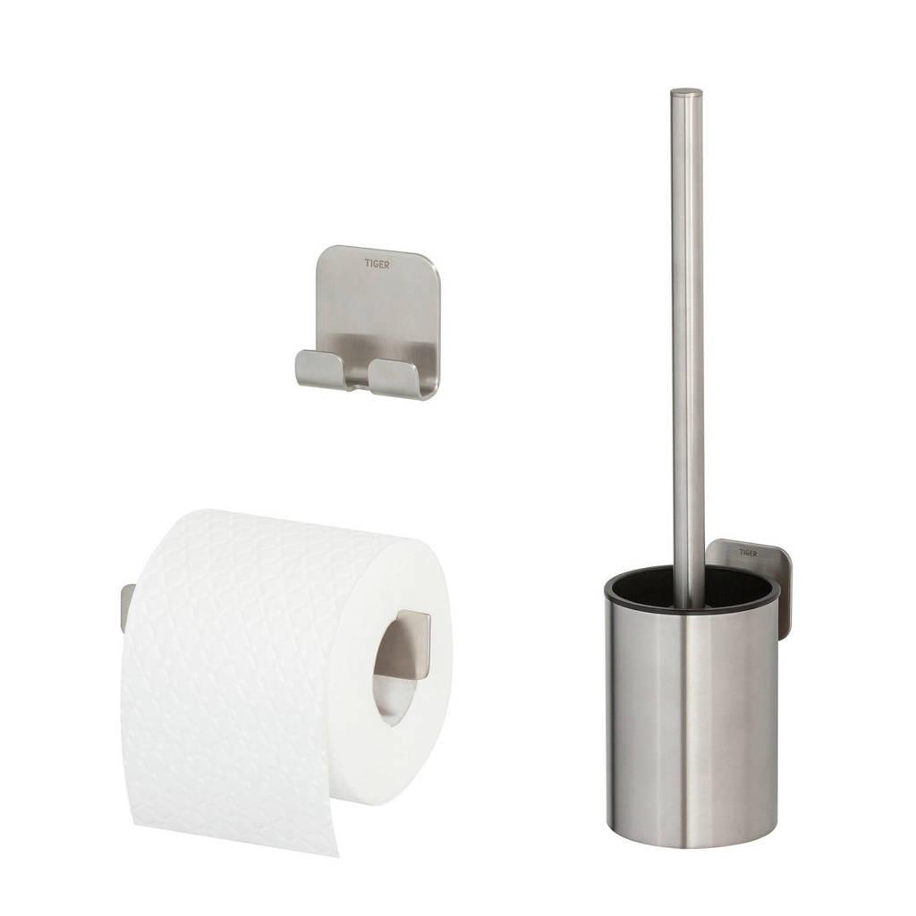 Tiger Colar Toiletaccessoireset RVS