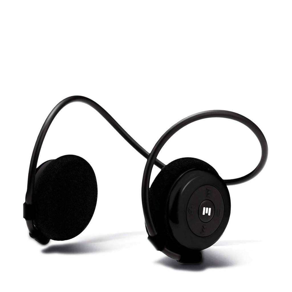 Miiego bluetooth on-ear sport koptelefoon AL3+ FREEDOM, Zwart