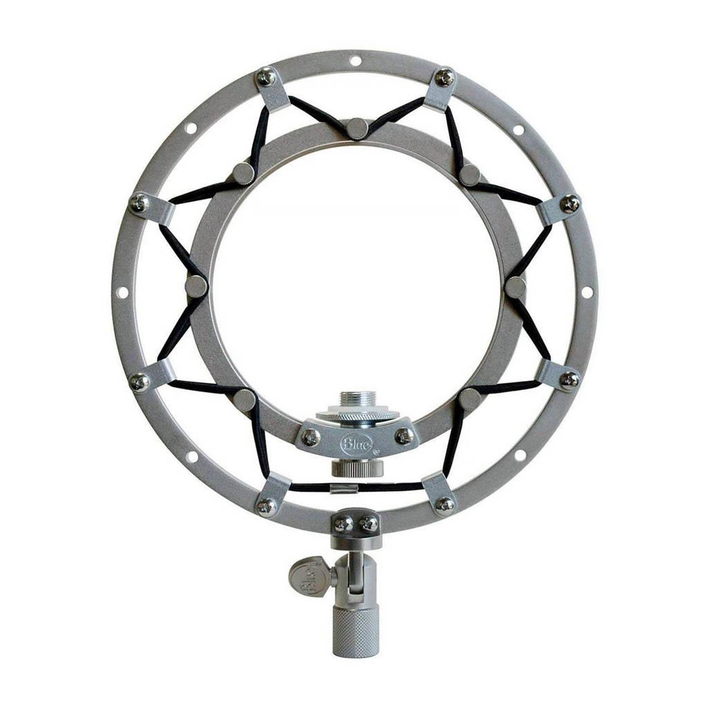 BLUE Ringer Ringer ophangbeugel microfoon, Zilver
