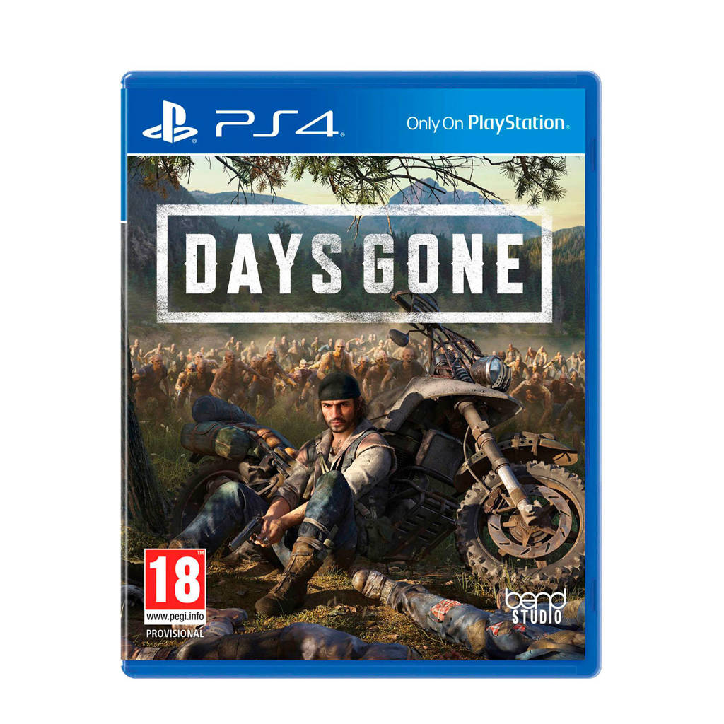 Days Gone (PlayStation 4) (PlayStation 4), -