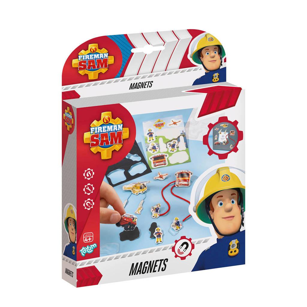 Totum  Brandweerman Sam Magnet Set