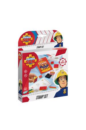 Brandweerman Sam Stamp Set