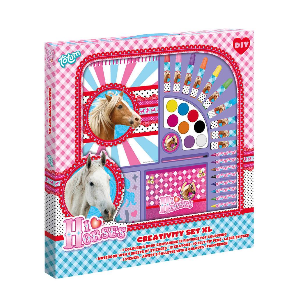 Totum  I Love Horses Stationary Set Xl