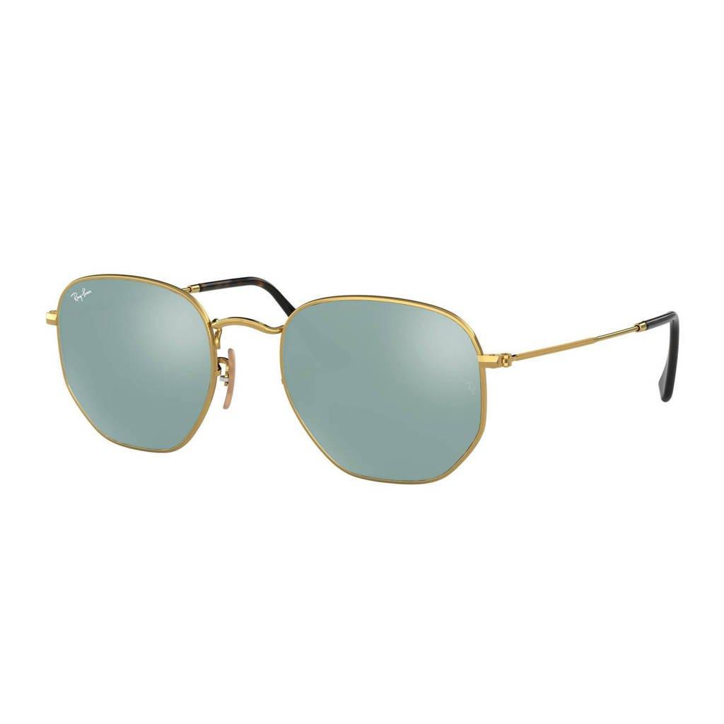 Ray-Ban zonnebril 0RB3548N, Grijs