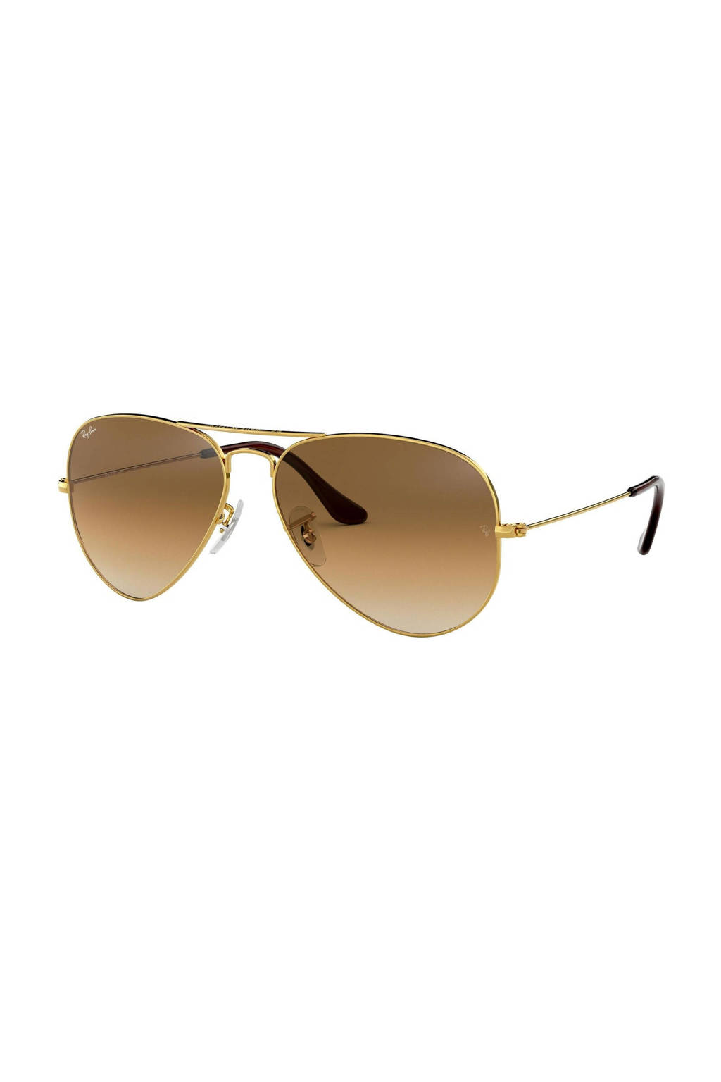 Ray-Ban zonnebril bruin