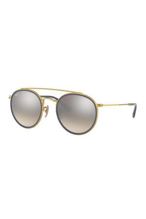 zonnebril 0RB3647N goud/grijs