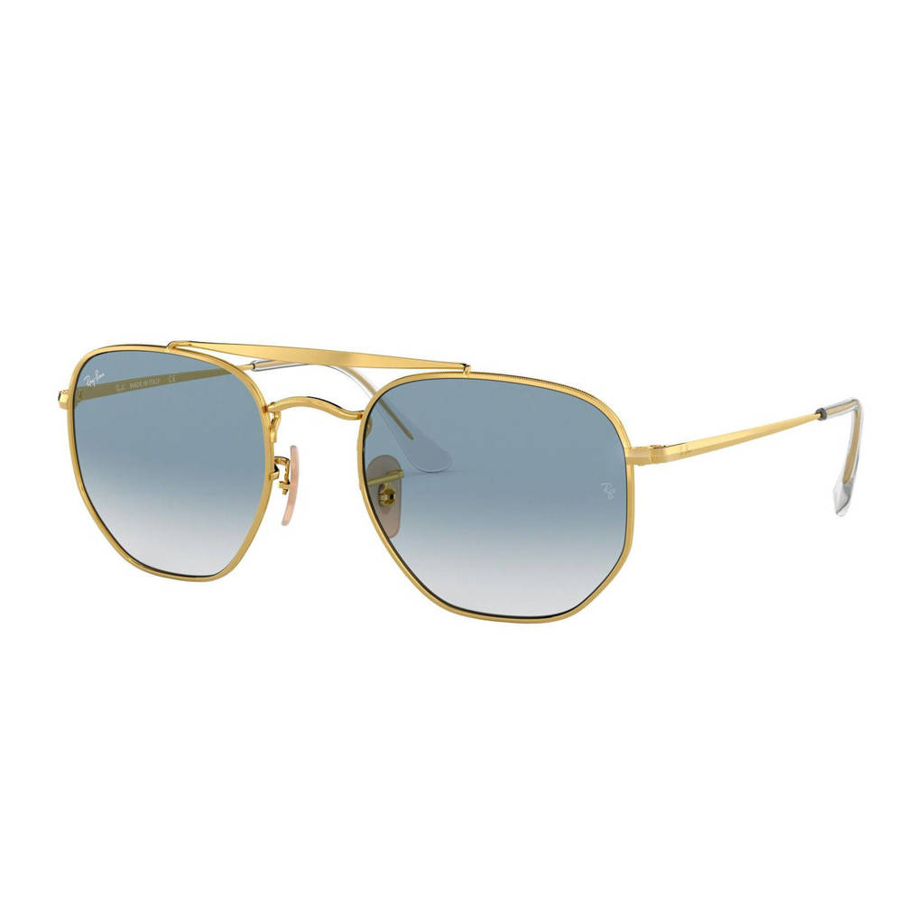 Ray-Ban zonnebril 0RB3648, Blauw