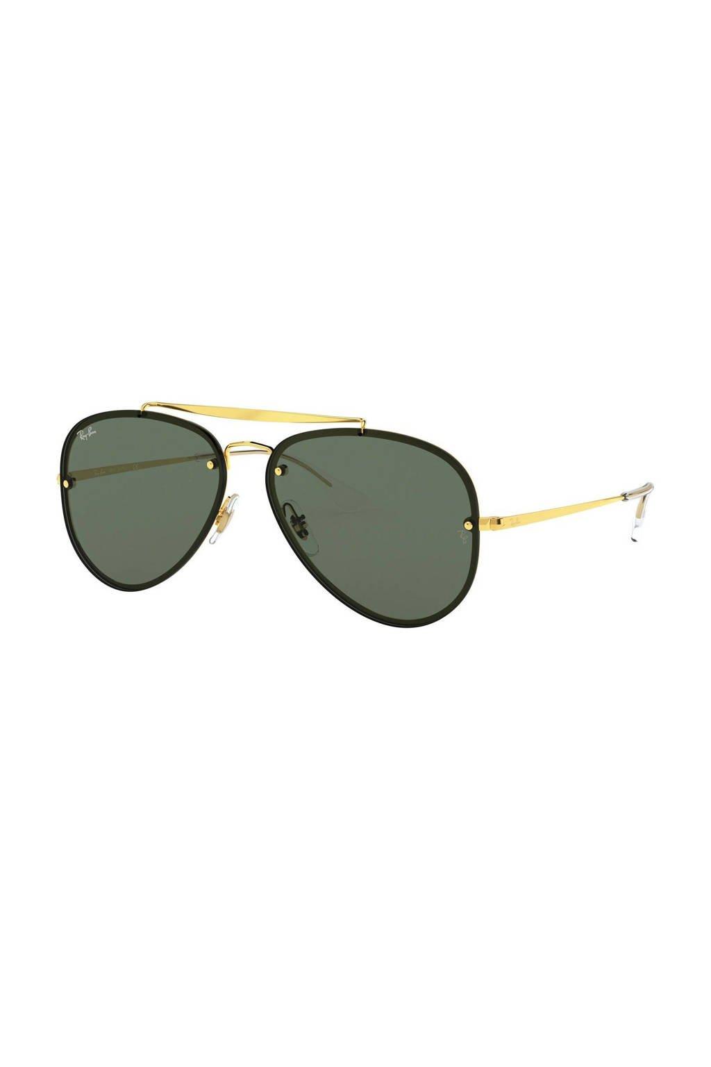 Ray-Ban zonnebril 0RB3584N, Groen