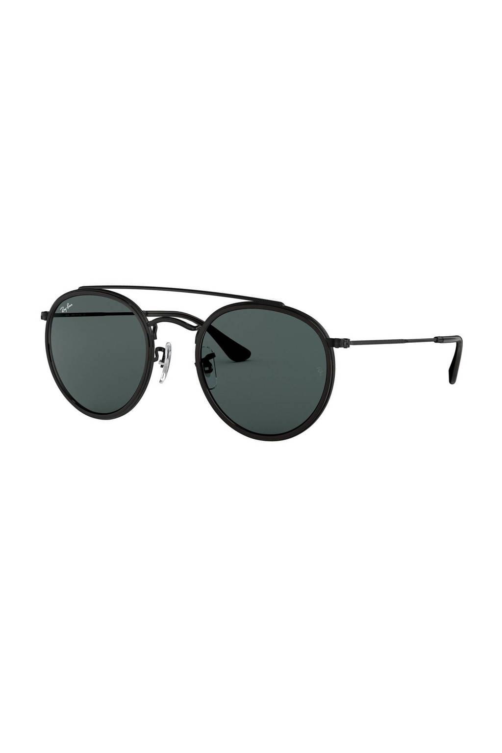 Ray-Ban zonnebril 0RB3647N zwart/grijs, Grijs