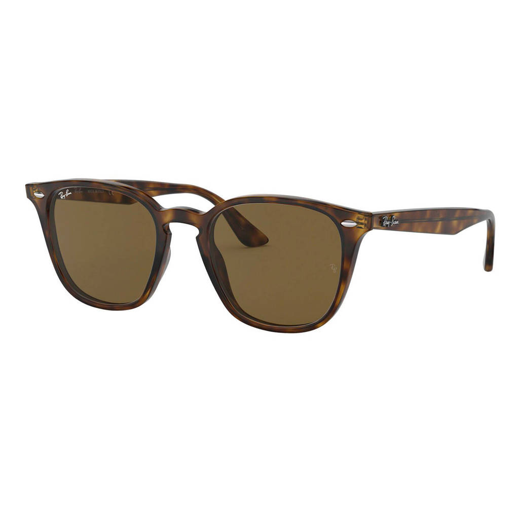 Ray-Ban zonnebril 0RB4258, Bruin
