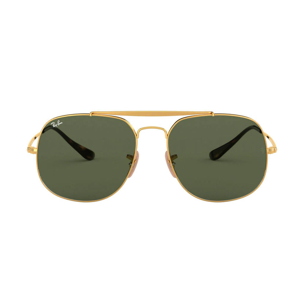 Ray-Ban zonnebril 0RB3561, Groen