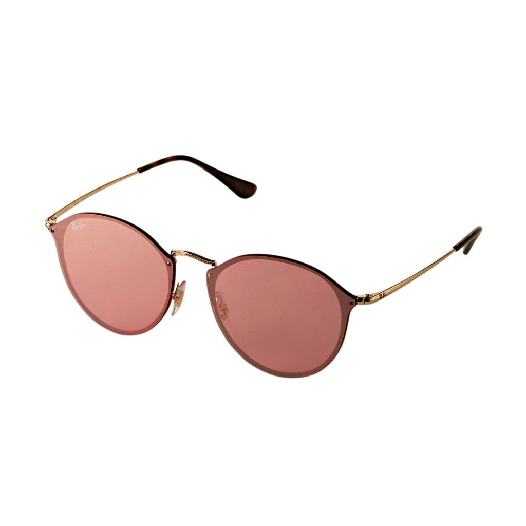 Ray-Ban zonnebril 0RB3574N, Roze