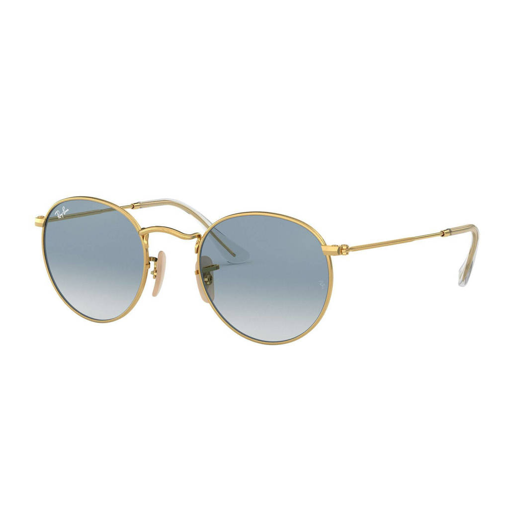 Ray-Ban zonnebril 0RB3447N, Blauw