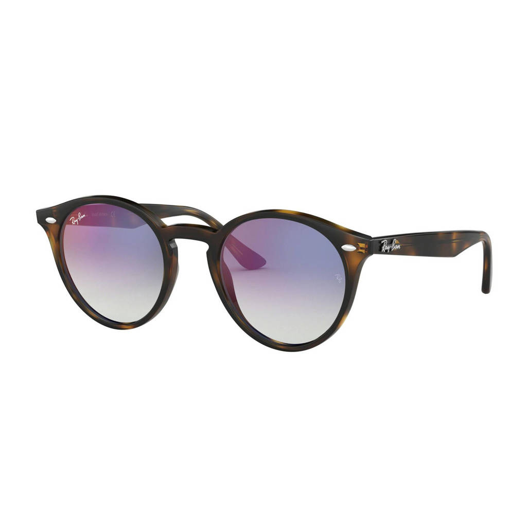 Ray-Ban zonnebril 0RB2180, Blauw/rood